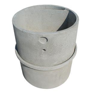 Vasca a due elementi 125 150 175 200 salvalaio for Fosse settiche in cemento