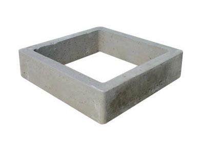 Prolunghe pozzetti in cemento