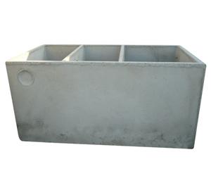 Vasche biologiche cemento